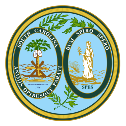 seal of south carolina logo